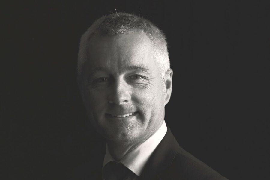 Johan Hampf, VD på PGA of Sweden.